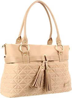 Storksak Isabella SK504 Shoulder Bag,Sand,One Size (Discontinued by Manufacturer)