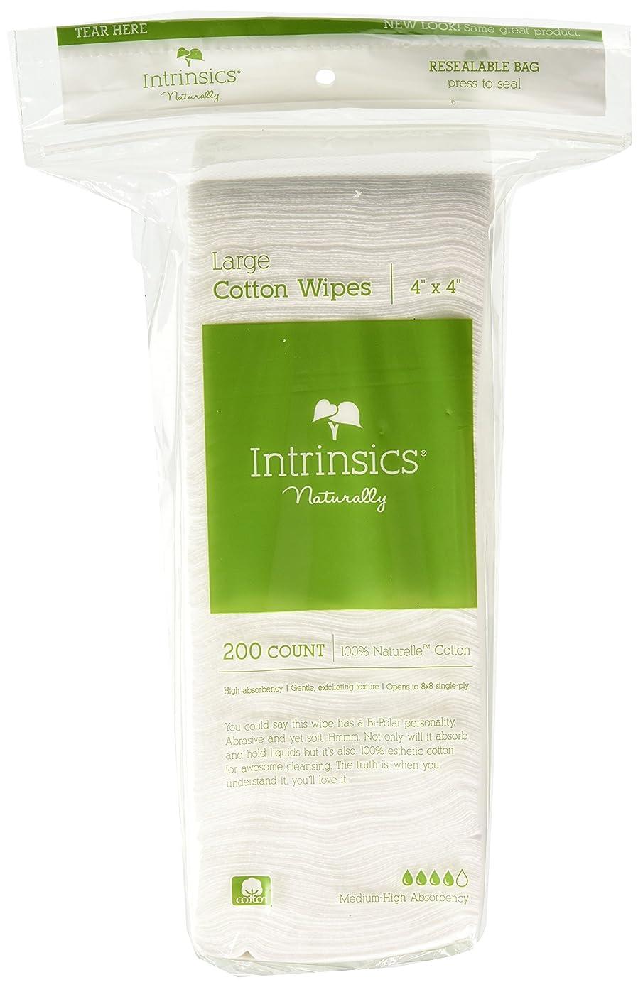 ライオンリーズ提供Intrinsics 大綿ワイプ - 4