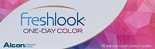Freshlook One-Day Color Green (-4.25) - 10 Lens Pack