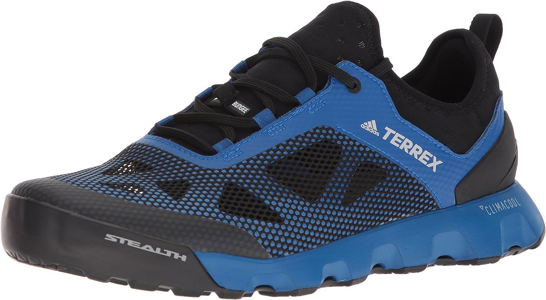 Adidas outdoor Men's Terrex CC Voyager Aqua Walking schuhe, Blau Beauty schwarz grau one, 14 D US