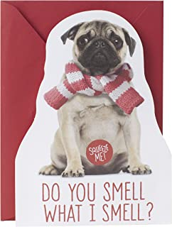 Best pug dog christmas cards Reviews