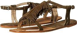 Tommy Fringe Sandal