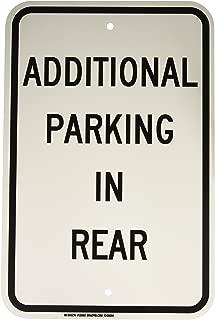 Brady 129562 Traffic Control Sign, Legend