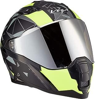 Vega Storm Drift Black Orange Helmet-L