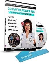 Suzanne Andrews: 30 Day Bladder Fix: Pelvic Floor Strengthening