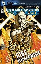 Frankenstein, Agent of SHADE (2011-) #7