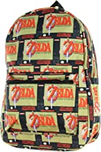Legend Of Zelda Backpack A Link To The Past SNES All Over Print Design