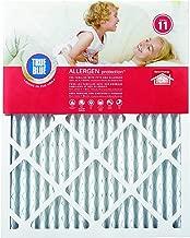 True Blue Allergen 15x20x1 Air Filter , MERV 11, 4-Pack