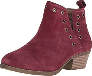 Skechers LASSO - AUGER - Short Deco Eyelet Ankle Boot womens Ankle Boot