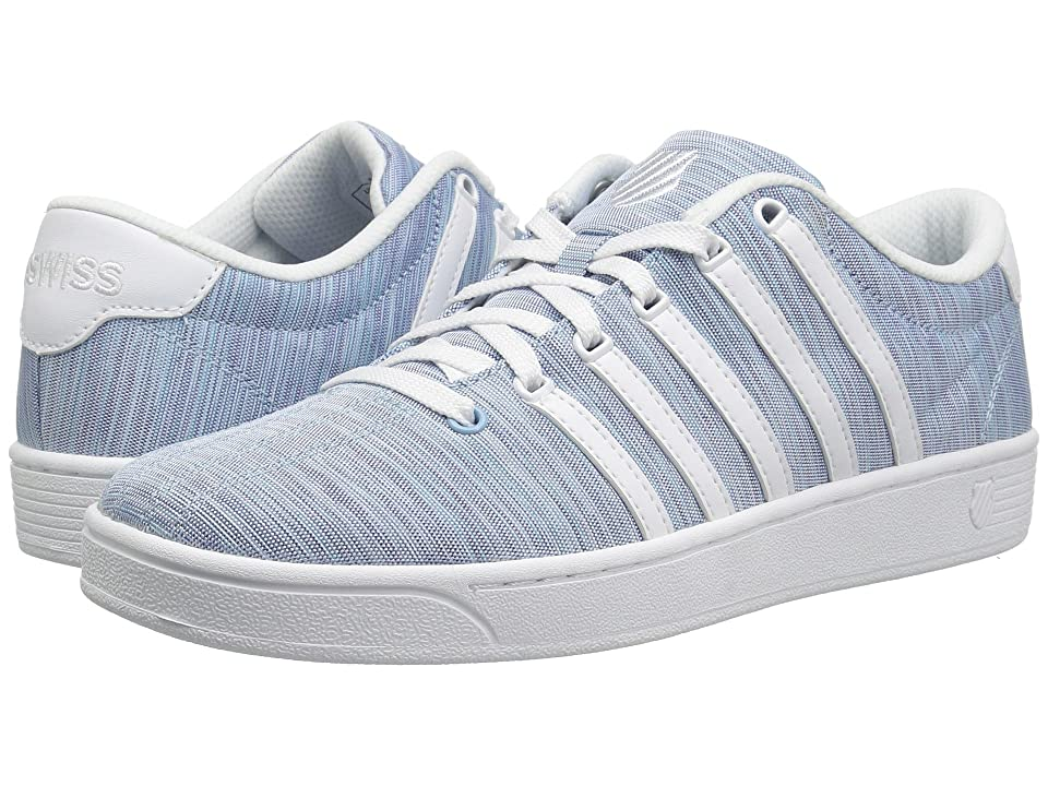K-Swiss Court Pro II T CMF (Sky Blue/White) Women