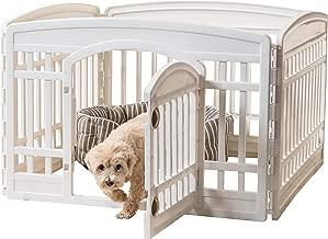 """IRIS 24"""" Exercise playpen Panels for Dog"""