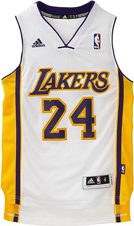 Amazon.com: NBA Los Angeles Lakers Kobe Bryant Swingman - Camiseta ...
