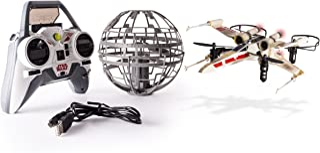 Air Hogs - Star Wars X-wing vs. Death Star, Rebel Assault - RC Drones