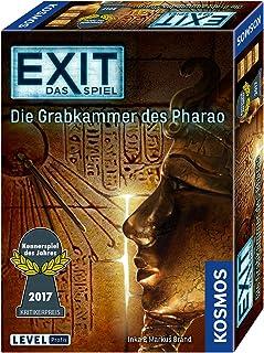 Die Grabkammer des Pharao: Exit - Das Spiel für 1 - 4 Spieler: Das Spiel für 1-6 Spieler