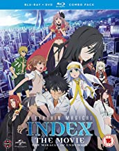 A Certain Magical Index: The Movie The Miracle of Endymion Combo