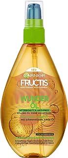 Garnier Fructis Schade blusser wonderolie hittebescherming, verpakking van 3 (3 x 150 ml)