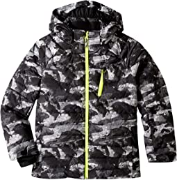 Camo Distress Black/Bryte Yellow