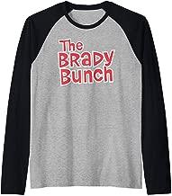 The Brady Bunch Logo Raglan Baseball Tee