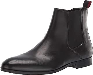 Hugo Boss Men's Boheme Leather Chelsea Boot