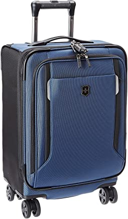 "Werks Traveler 5.0 - WT 20"" Dual Caster Expandable 8-Wheel Global Carry-On"