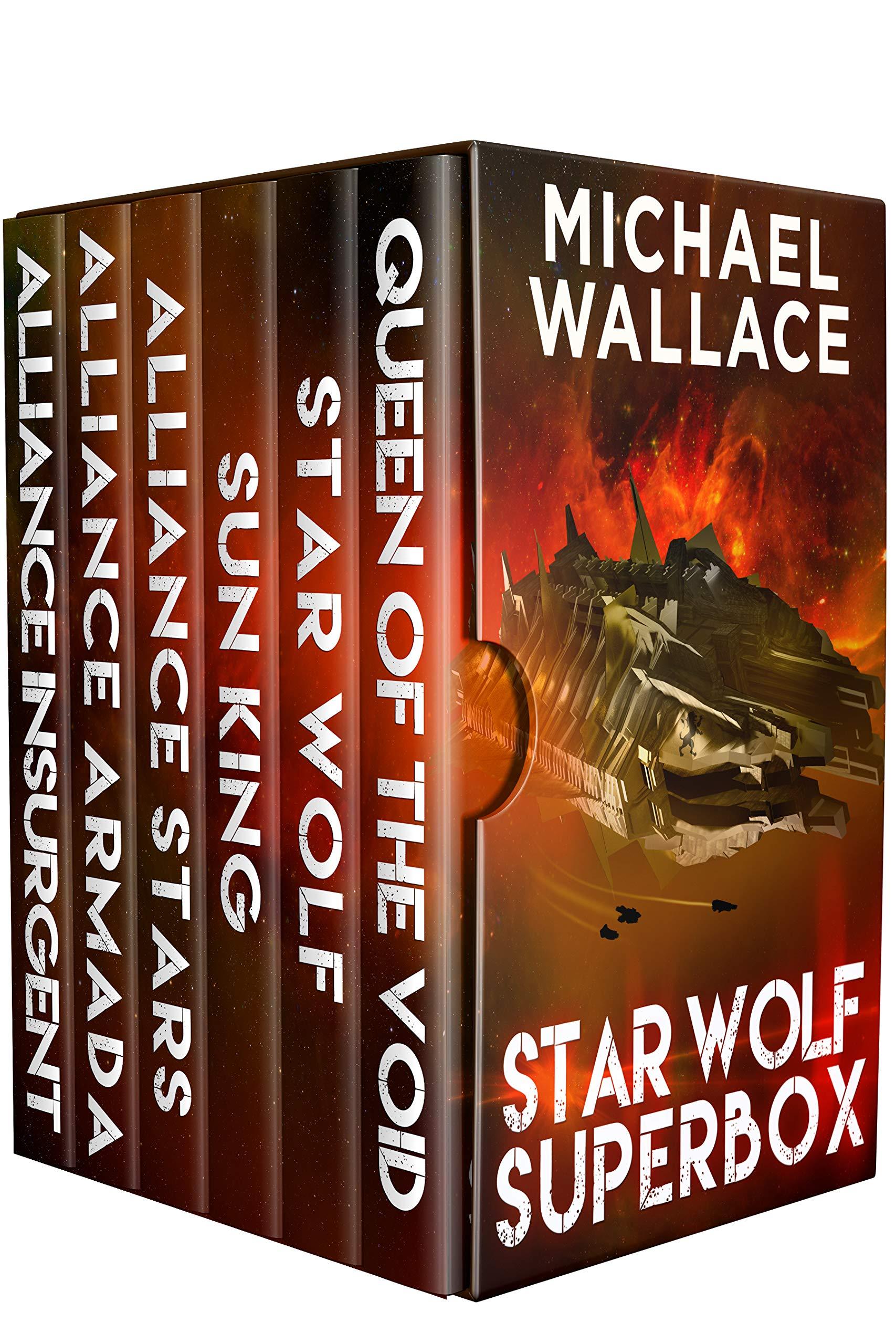 Star Wolf Superbox (Starship Blackbeard Box Set Book 2)