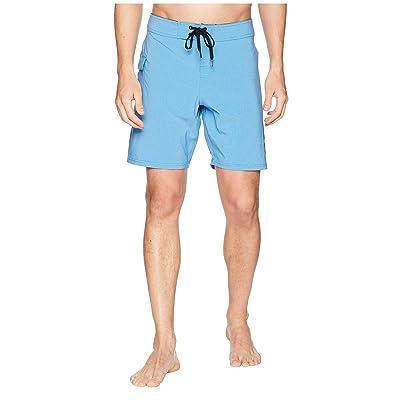 DC Local Lopa 18 Boardshorts (Campunula) Men