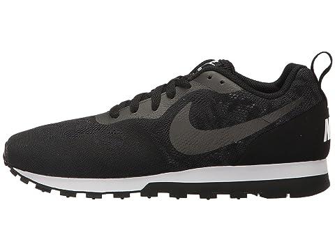Nike MD Runner 2 BR Black/Black/White