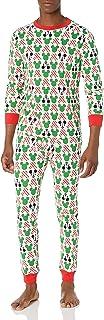 Hombre Disney Star Wars Marvel Conjuntos de pijamas de algodón con corte ajustado