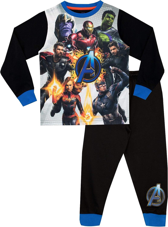 Avengers Boys Pajamas