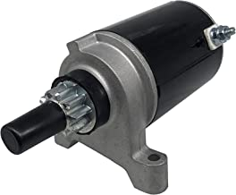SHUmandala Starter Motor Replace for Tecumseh 12 Volt, CCW, 10-Tooth Pinion OH50 OHH50 OHV110 OHV120 OHV125 OHV130 OHV135 36914 37425 5747