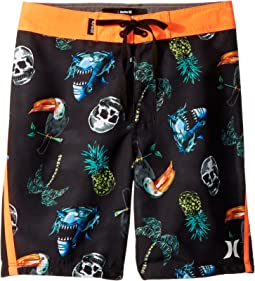 Toucan Boardshorts (Little Kids)