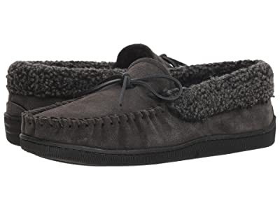 Minnetonka Allen (Charcoal) Men
