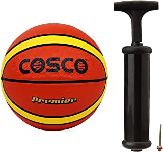 Cosco Premier Basketball 5 - Orange