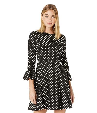 Kate Spade New York Lady Dot Ponte Dress Women