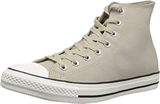 Converse Unisex-Adult Mens Chuck Taylor All Star Tumbled Leather High Top
