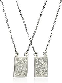 Men's Mini Religious Necklace 24
