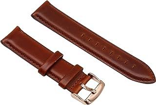 véritables Bracelets de Montres en Cuir Bretelles Finition Semi-Mate Remplacement Surface Lisse