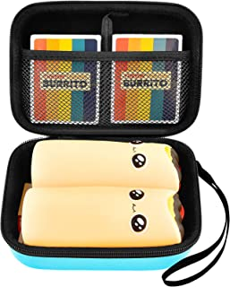 Case Compatible with Throw Throw Burrito by Exploding Kittens - A Dodgeball Card Game - Family -Friendly Party Games -Card...