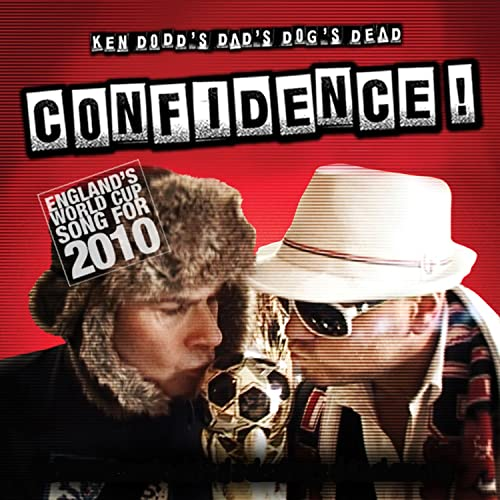 Confidence [England World Cup Song 2010]