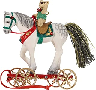 Keepsake 2019 Year Dated Pretty Pony for Christmas Ornament, Porcelain
