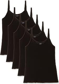 Rupa Jon Women's Cotton Camisole (Pack of 5)