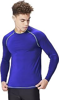 Marca Amazon - Activewear Camiseta Técnica Deportiva para Hombre
