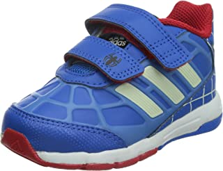 adidas Disney Spider-Man CF I Infant/Baby Boys Trainers/Shoes - Blue