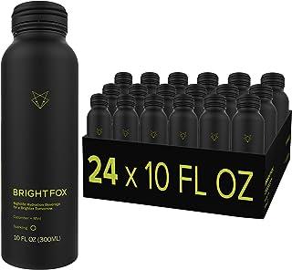 BrightFox Cucumber And Mint Vitamin Hydration Water, Sparkling, 24 x 300 ml