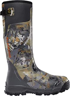 "LaCrosse Men's Alphaburly Pro 18"" 800G Hunting Shoes"