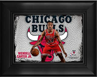 Wendell Carter Chicago Bulls Framed 5