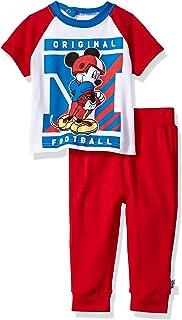 Disney - Conjunto de Pantalones de Mickey para bebé