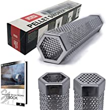 Premium Hexagon Wood Pellet Smoker Tube 12