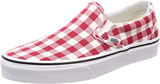 [バンズ] スニーカー (GINGHAM) CLASSIC SLIP-ON