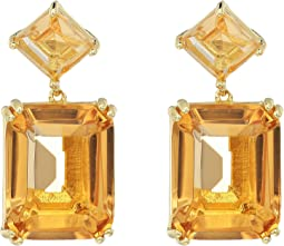 Emery Double Drop Earrings